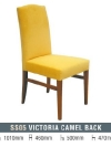 COS Victoria Camel Back Chair_CI