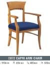 COS Capri Tub Chair wArms_CI