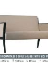 COS Cinquanta Double Chair_CI