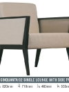 COS Cinquanta Single Chair wSide Panels_CI