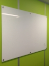 Glassboard on Wall
